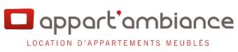 Logo Appart'Ambiance location d'appartements meublés à Lyon sidebar